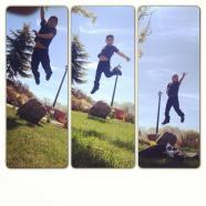 park jumps